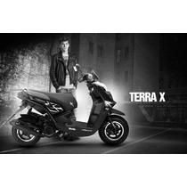 Motoneta Vento Terra Z 150 Cc 2016 Seguro Gratis A Credito