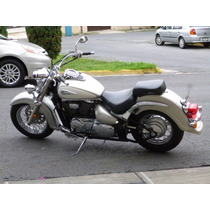 Suzuki Boulevard C50 Classic 800cc Modelo 2004 Hermosa