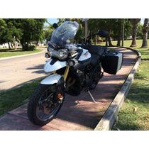 Motocicleta Doble Proposito Triumph Tiger 800 2014