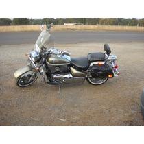 Moto Harley Davidson Suzuki Choppers 1500cc 2008,,,no Cambio