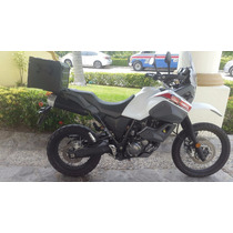 Hermosa Yamaha Tenere 660 2012