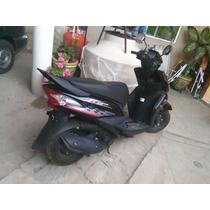 Motoneta Yamaha 2014