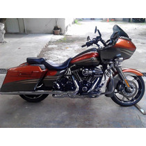 Harley Davidson Road Glide Cvo Screamin Eagle
