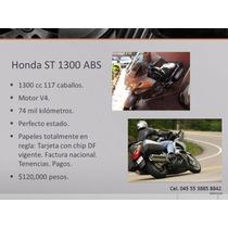 Honda St 1300 Abs Viajera