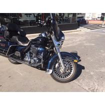 Harley Davidson Ultra Classic Azul