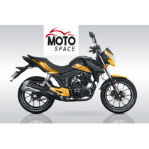 Motocicleta Carabela R6 2015. Modelo Nuevo 200cc. Credito