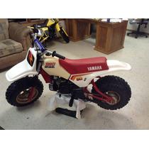 Yamaha Bw80 Mini Moto Cross 79cc