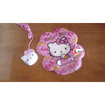 Mouse Pad Hello Kitty De Sanrio