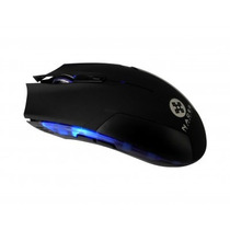 Mouse Gamers 6 Botones Negro