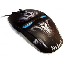 Mouse Gamer Eagle Warrior G14 Optico Usb Luz Led