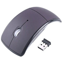 Mouse Optico Inalambrico Abatible 1200 Dpi Laptop Pc Mac Usb
