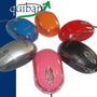Mouse Alambrico Marca Knight Colores Luz Interna Escritorio