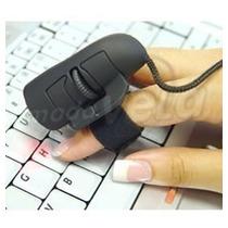 Mini Usb Mouse Optico Para El Dedo