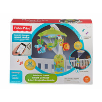 Fisher Price Movil Proyector Rainforets Smart Connect 2015