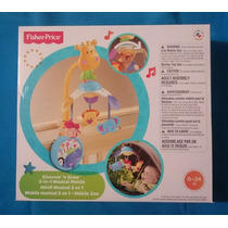 Movil Musical 2 En 1 Fisher Price. Nuevos Y Sellados