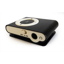 Reproductor Mp3 8gb Tipo Shuffle Generico Con Accesorios