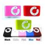 Reproductor Mp3 Clip Shuffle Micro Sd A 32gb Audífonos Fun