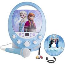 Karaoke Con Luces Frozen