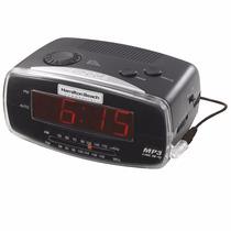 Radio Reloj Despertador Preparado Para Mp3 Hotel Hoteleria