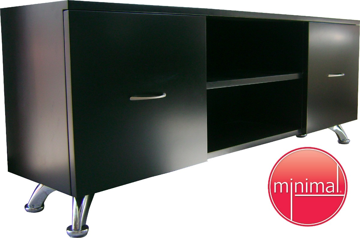 Mueble minimalista para tv mercadolibre for Mueble minimalista