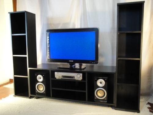 Muebles para television imagui for Mesas televisor plasma