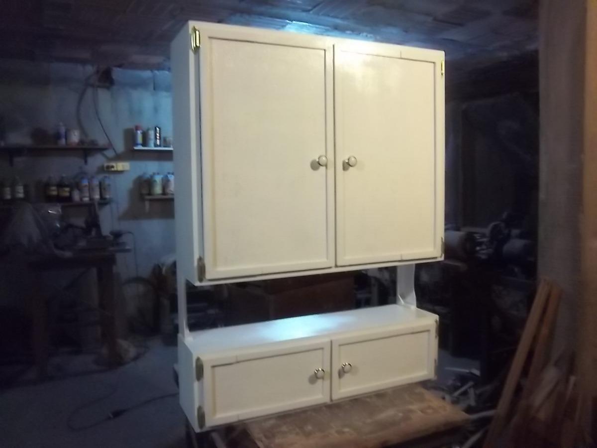 Mueble Para Baño – $ 95000 en MercadoLibre  Muebles Para Baño