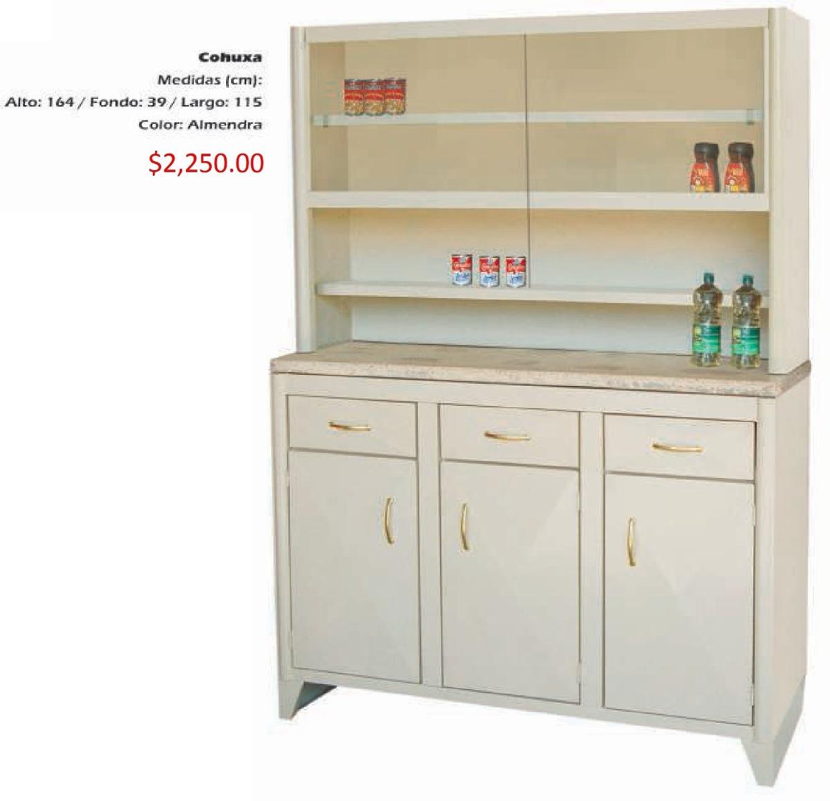 Mueble para cocina modelo cohuxa 2 en mercadolibre for Muebles para cocina precios