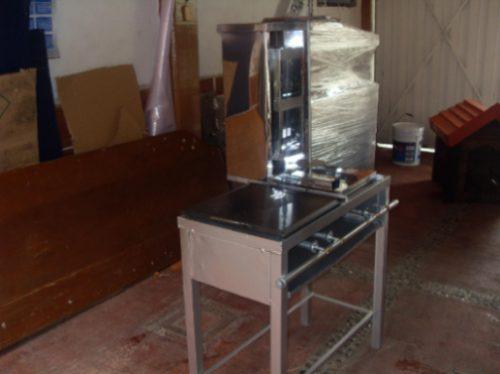 Mueble Para Tacos Al Pastor Con Base Y Plancha Economico