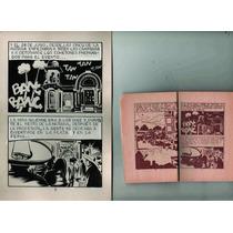 Antiguo Comic Dibujos Originales Y Comic Impreso