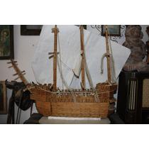 Barco De Madera Envio Gratis