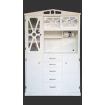 Mueble Porta Microondas Modelo. Jessy Mdf Rodajas Y Chapa