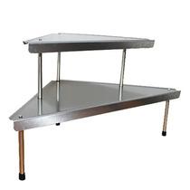Esquinero De Metal Ideal Para Tu Cocina ¡ahorra Espacio!