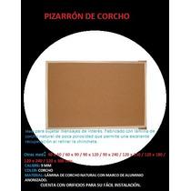 Pizarron De Corcho 60 X 90