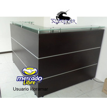 Mueble De Recepcion J De 1.80 De Largo X 1.50 Lateral