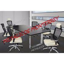 Moderna Mesa De Juntas Oficina Capacitacion