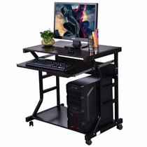 Escritorio Compacto Mesa Oficina Mueble Estación Trabajo