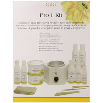 Tm Cera Gigi Hair Remover Pro 1 Kit, 48 Ounce