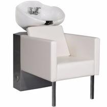 Sillon Moderno Lavacabeza Shampoo Lavabo Estetica Salon