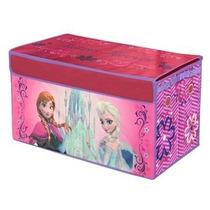 Disney Frozen Juguetero Caja De Juguetes Exclusivo