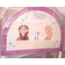 Cabecera Individual Infantil Frozen,jungla,leon Lagunilla