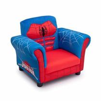 Sofa O Sillon Tapizado 3d Spider Man