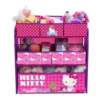 Organizador Juguetero Hello Kitty