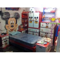 Recamara Mickey Mouse Toy Story Disney Lagunilla