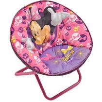 Silla Sillita Plegable Disney Minnie Mouse