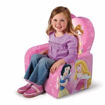 Silla Sillon Con Respaldo Disney Princesas