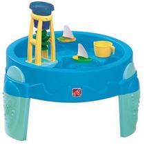 Mesa Mesita Juego Niños Actividades Agua Step2