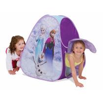 Casita Tienda De Campaña Niñas Frozen Elsa Y Ana Escondite