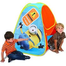 Casa Tienda Juegos Infantil Minions Playhunt