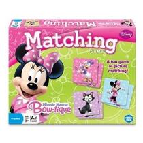 Minnie Mouse Juego De Las Coincidencias