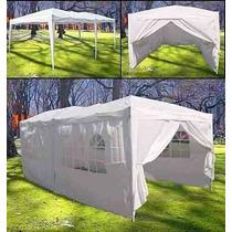 Toldo Carpa 6x3 Mts Fiesta Jardin Eventos Impermeable